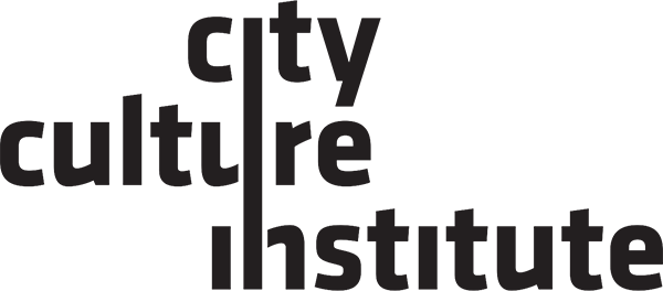 city culture institute logo urban cultural planning