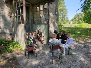 urban cultural planning residence daugavgriva 2019